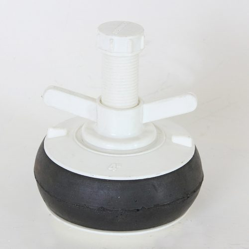 Expanding Stopper for Pipes