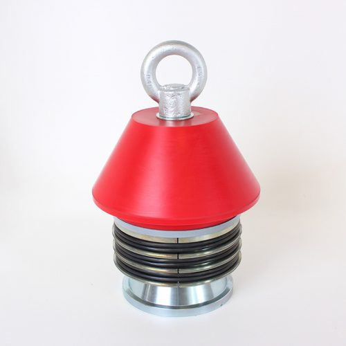 Red Nose Towing Head 250mm